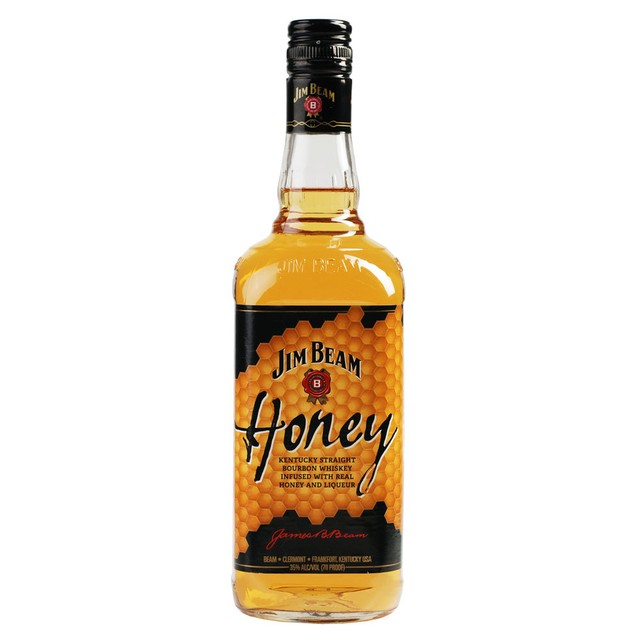 Jim Beam Honey 750cc - comprar online