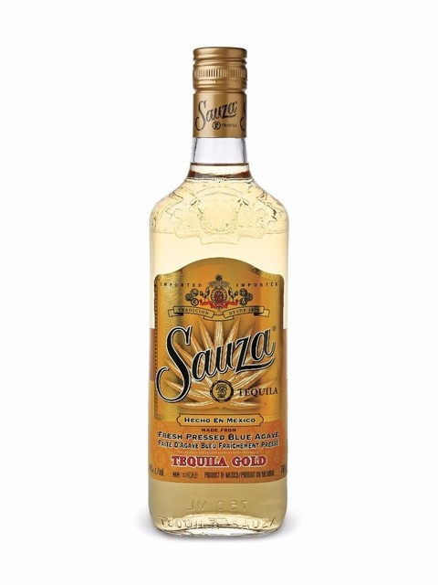 Tequila Sauza Gold 750ml.