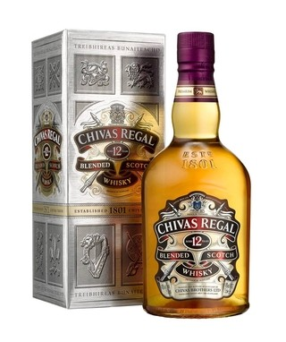 Chivas Regal Gentlemen 1000cc