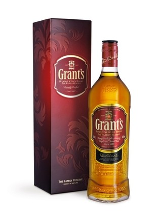 Grants Blended Scotch Whisky 750ml