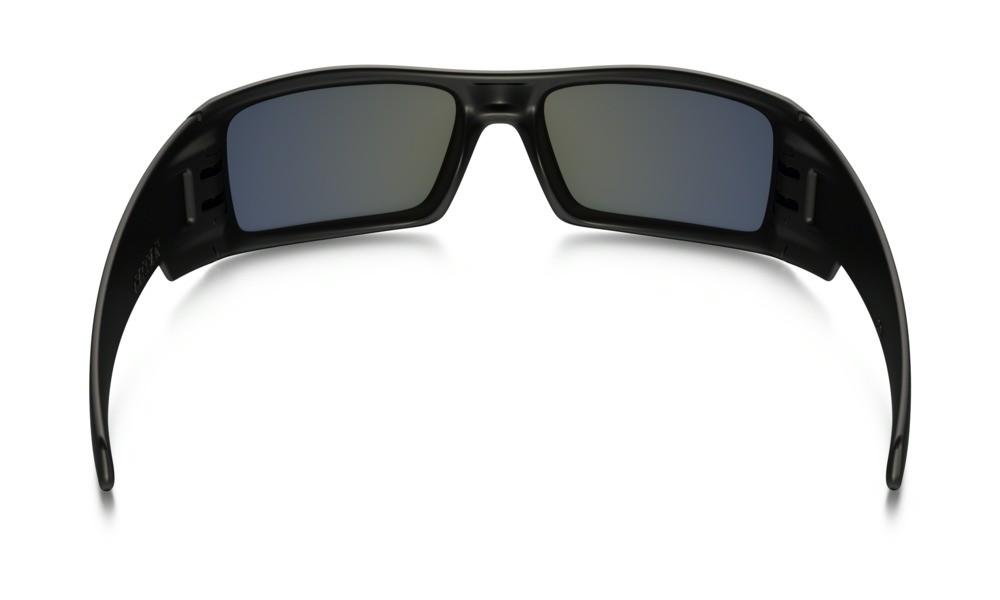 Gafas Oakley Originales Gascan 26-245 Marco Negro Lente Esmeralda