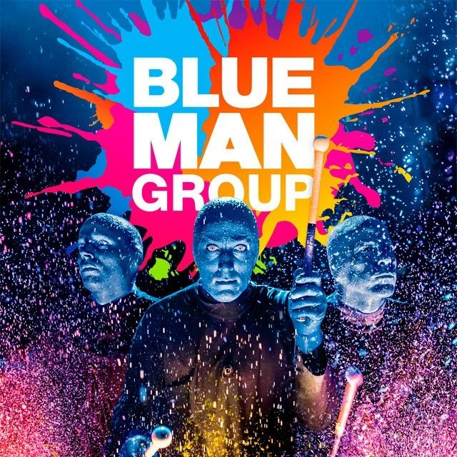 Ingresso Blue Man Group Orlando