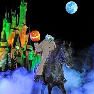 Ingresso Disney Mickey's Not-So-Scary Halloween Party na internet