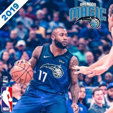 INGRESSO BASQUETE NBA - ORLANDO MAGIC 2019