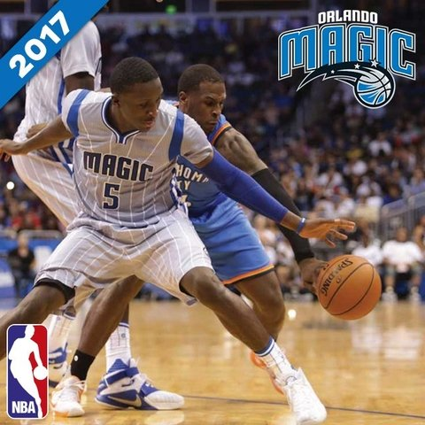 Ingresso Basquete NBA - Orlando Magic 2017