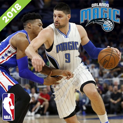 Ingresso Basquete NBA - Orlando Magic 2018