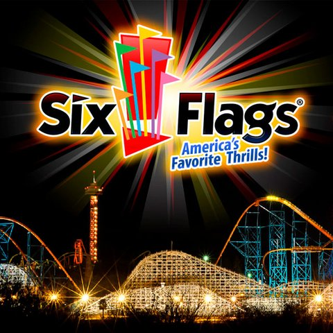 ingresso six flags california los angeles