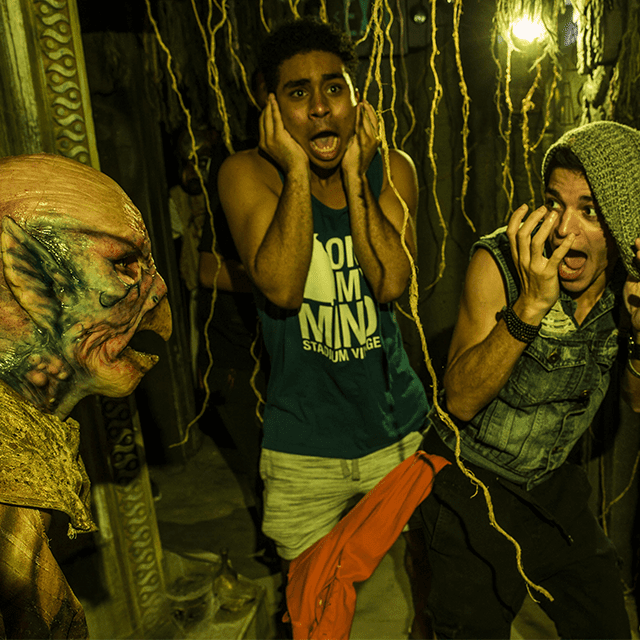 Ingresso Universal Halloween Horror Nights 2018 na internet