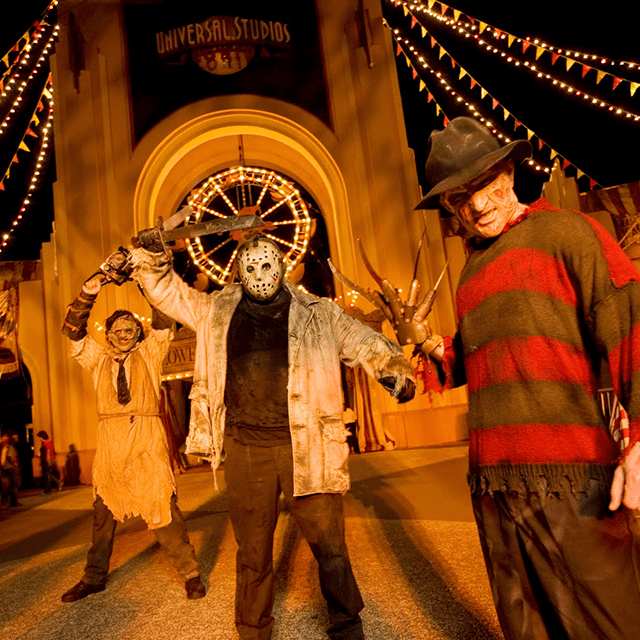 Ingresso Universal Halloween Horror Nights 2018 - comprar online