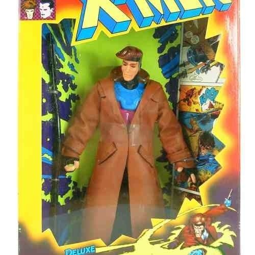 Action Figure 25 Cm X-men - Gambit - Toy Biz Vintage 1994 - comprar online