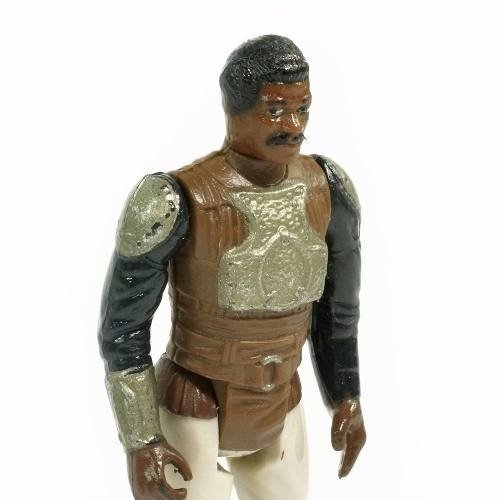 Star Wars - Lando Calrissian - Marca Kenner De 1982 na internet