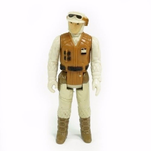 Star Wars - Rebel Soldier - Marca Kenner De 1980