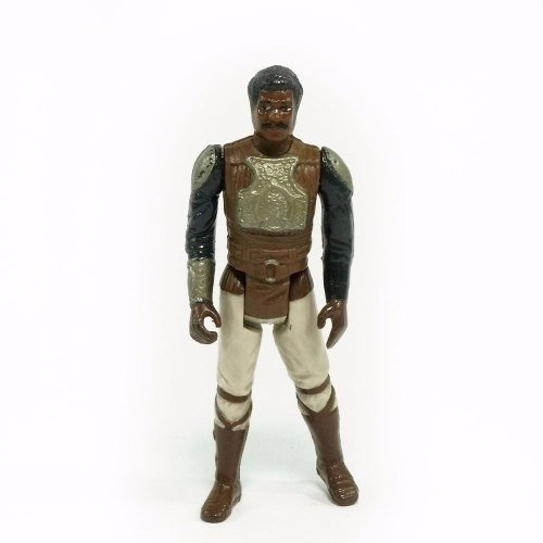 Star Wars - Lando Calrissian - Marca Kenner De 1982