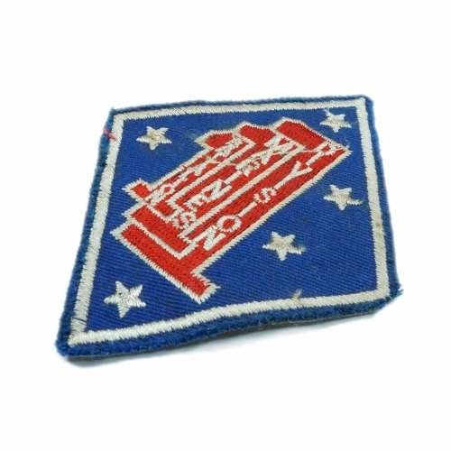 Insígnia Patch Us Army - Original Guerra Do Vietnã '111' - comprar online