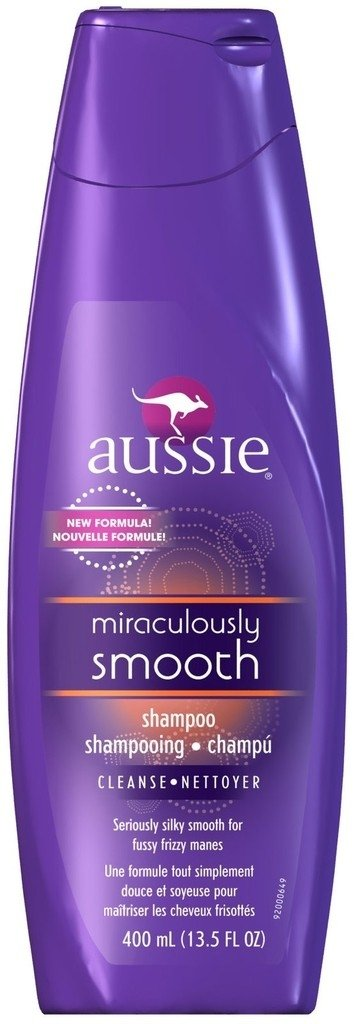 Shampoo Miraculously Smooth 400ml Aussie