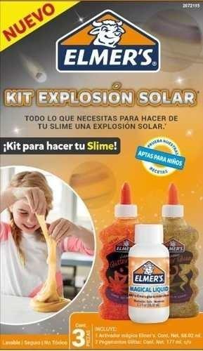 Kit Elmer's Explosión Solar