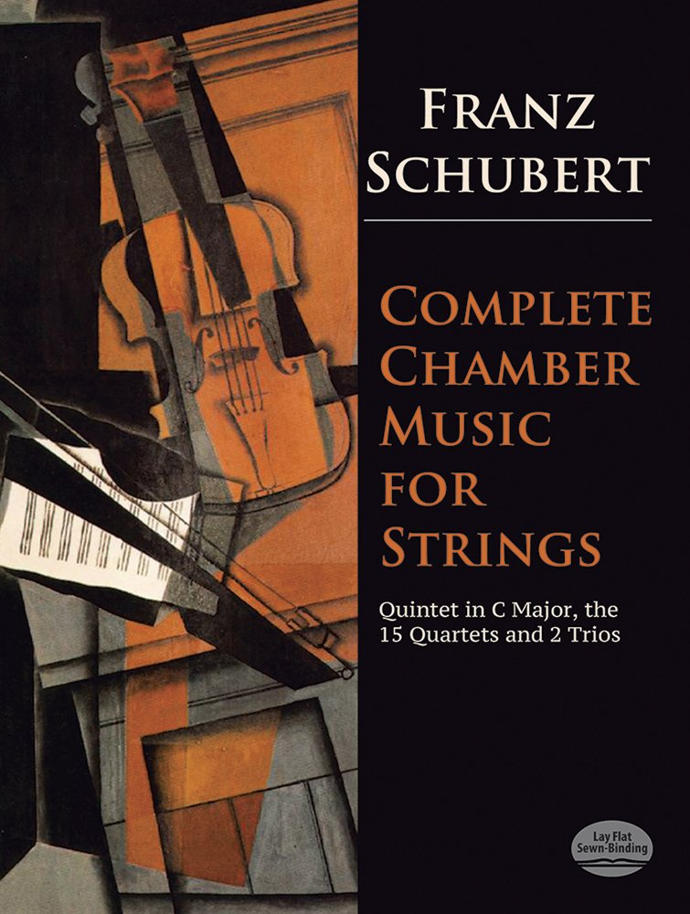 Complete Chamber Music for Strings - SCHUBERT, Franz CONSULTAR STOCK