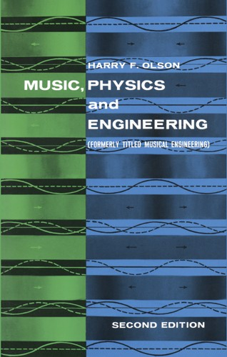 Music, Physics and Engineerig - OLSON, Harry CONSULTAR STOCK