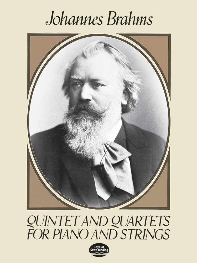 Quintet and Quartets for Piano and Strings - BRAHMS, Johannes CONSULTAR STOCK