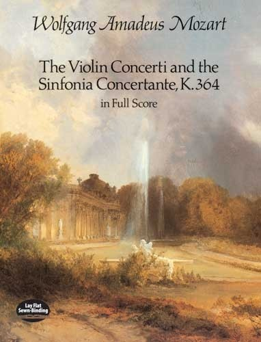 The Violin Concerti / Sinfonia Concertante K. 364 - MOZART, Wolfgang A. CONSULTAR STOCK