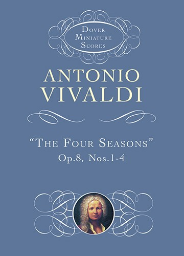 The Four Seasons - Op. 8 - VIVALDI,  Antonio CONSULTAR STOCK