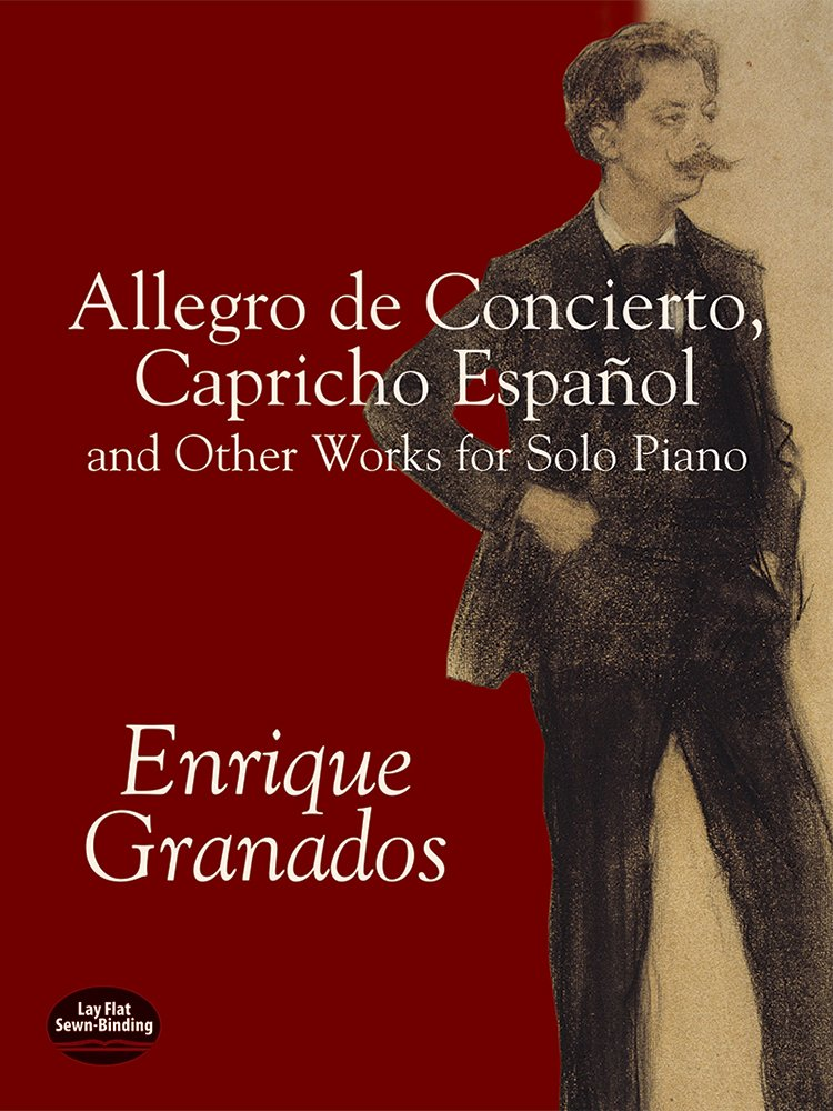Allegro de Concierto, Capricho Español and other Works - GRANADOS, Enrique CONSULTAR STOCK