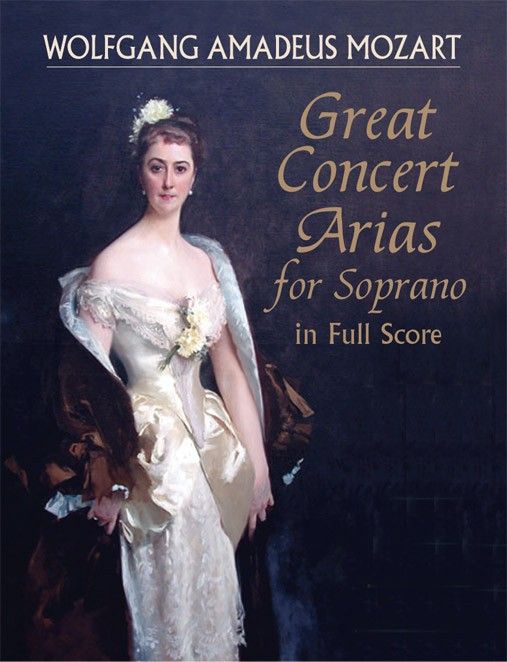 Great Concert Arias - ( Soprano ) - MOZART, Wolfgang A. CONSULTAR STOCK