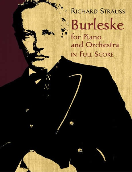 Burleske - STRAUSS, Richard CONSULTAR STOCK