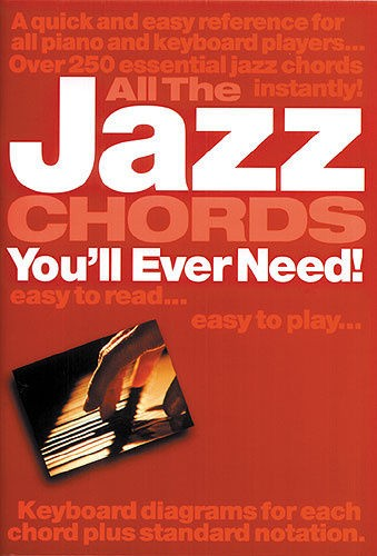 ALL THE JAZZ CHORDS - AUTORES VARIOS CONSULTAR STOCK