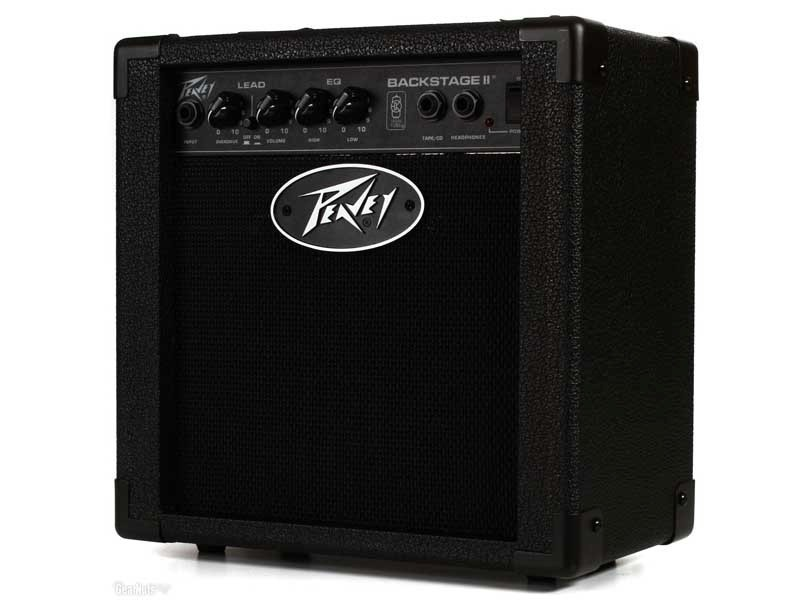 Amplificador De Guitarra Electrica Peavey Backstage 10 Watts