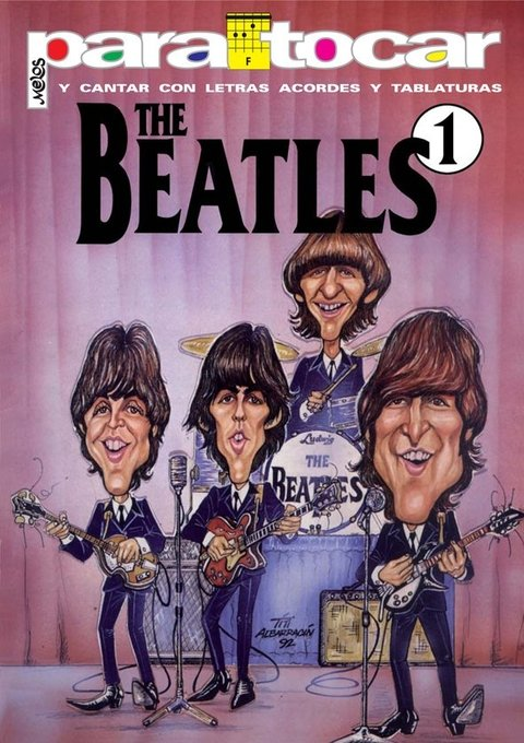 Cancionero THE BEATLES - Nº 1