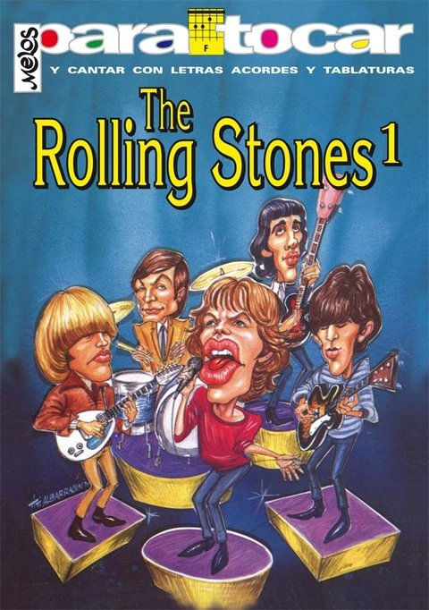 Cancionero THE ROLLING STONES - Nº 1