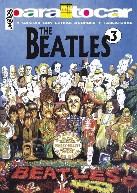 Cancionero THE BEATLES - Nº 3
