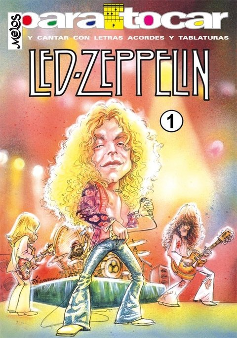 Cancionero LED ZEPPELIN - Nº 1