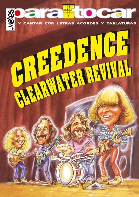 Cancionero CREEDENCE CLEARWATER REVIVAL