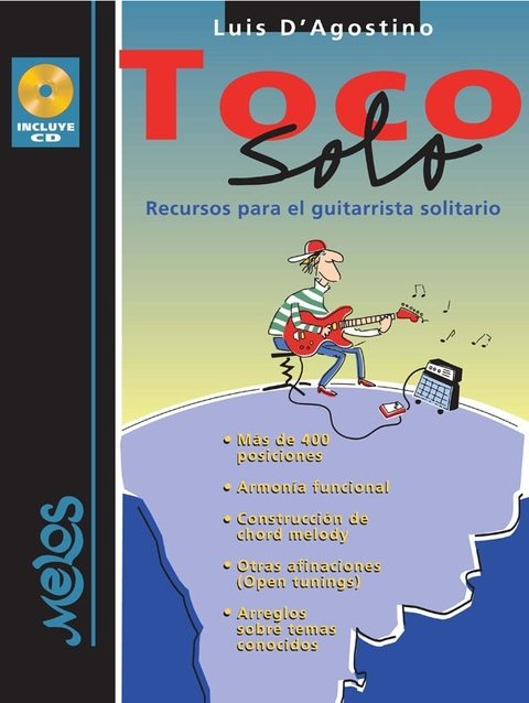 TOCO SOLO  - D'AGOSTINO Luis N