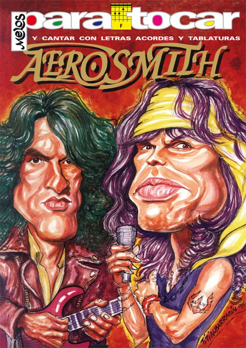 Cancionero AEROSMITH