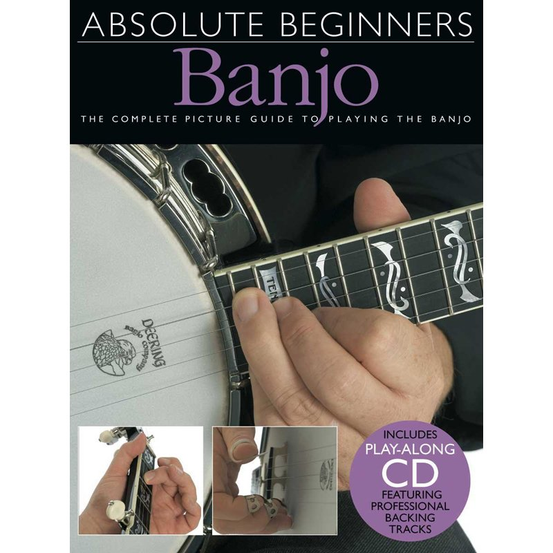 BANJO - Absolute beginners - ANONIMO CONSULTAR STOCK