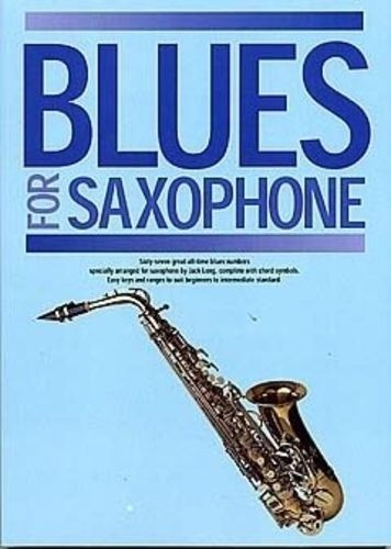 BLUES FOR SAXOFHONE - AUTORES VARIOS   CONSULTAR STOCK
