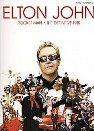 ROCKET MAN - THE DEINITIVE HITS ELTON JOHN