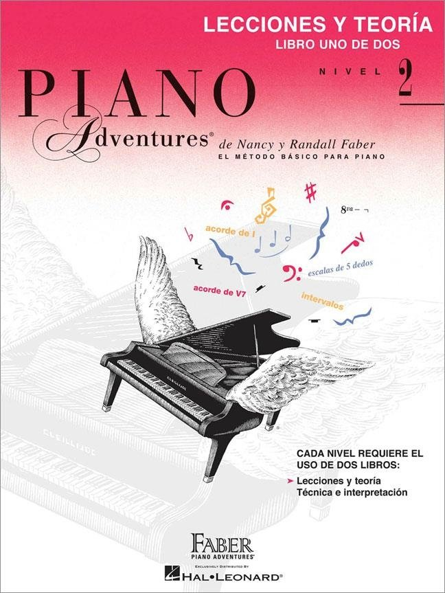 Piano Adventures - Randall Faber / Nancy Faber