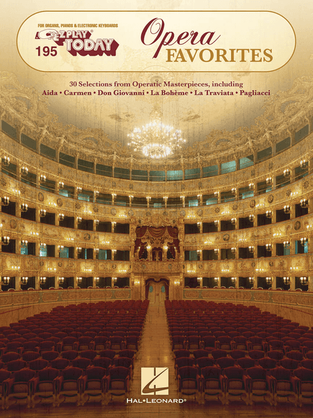 Opera favorites - AUTORES VARIOS  - CONSULTAR STOCK