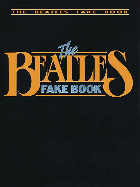 Fake Book - THE BEATLES  - CONSULTAR STOCK