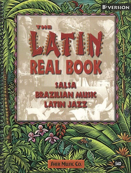 The Latin Real Book instrumentos Bb - AUTORES VARIOS - CONSULTAR STOCK