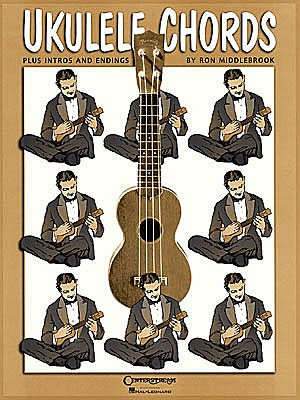 Ukulele Chords - Ron Middlebrook - CONSULTAR STOCK