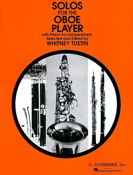 Solos for the Oboe Player - AUTORES VARIOS - CONSULTAR STOCK