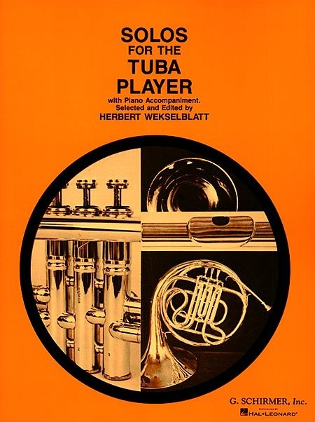 Solos for the Tuba Player - AUTORES VARIOS - CONSULTAR STOCK