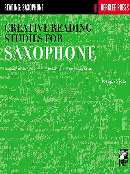 Creative Reading Studies for Saxophone - Joseph Viola - CONSULTAR STOCK