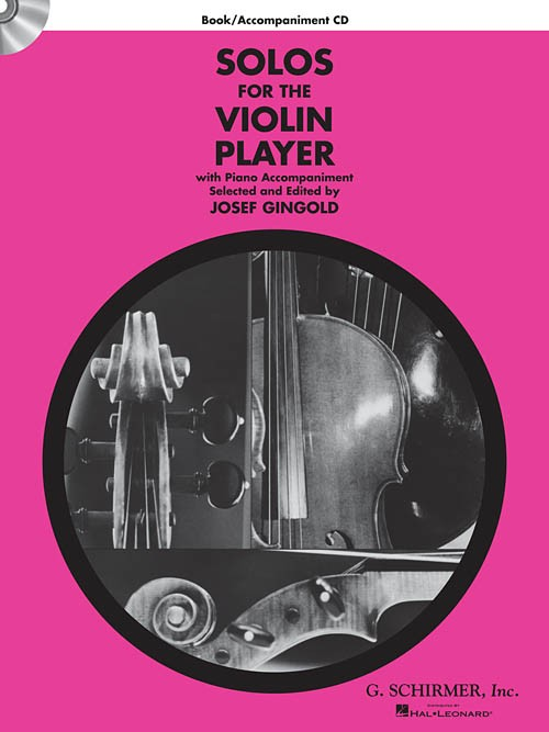 Solos for the Violin Player - AUTORES VARIOS - CONSULTAR STOCK