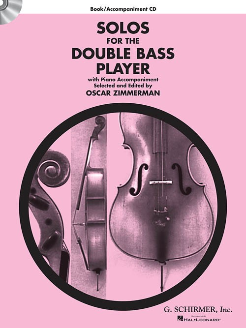 Solos for the Double Bass Player - AUTORES VARIOS - CONSULTAR STOCK